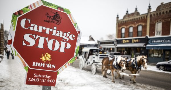 Carriage Stop, Port Perry Events