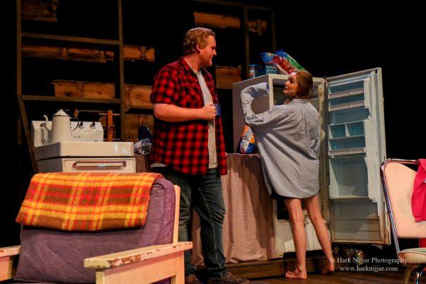 Theatre - actors in play