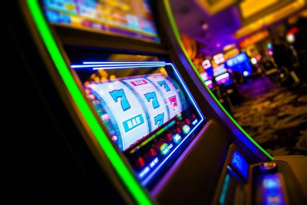 Casino Slot Machine, Port Perry Casino