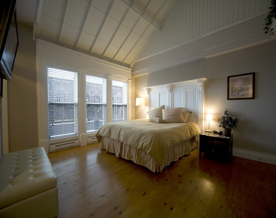 piano cafe bed